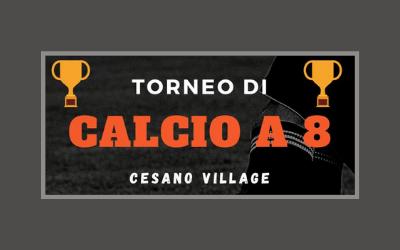 Torneo di Calcio a 8